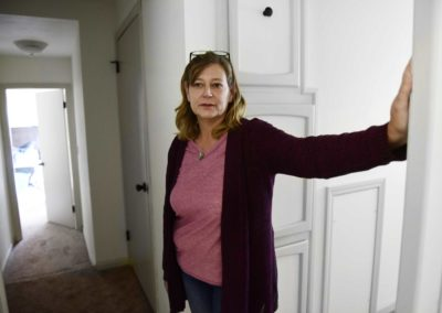"""Jodi Zbierajewski, house manager of Light House Sober Living, said she's seen both sides of the legal system and felt blessed that she could work at Light House and help residents that are trying to find a way out from addiction. """"You can't do it alone,"""" she said. """"It just doesn't work alone."""""""