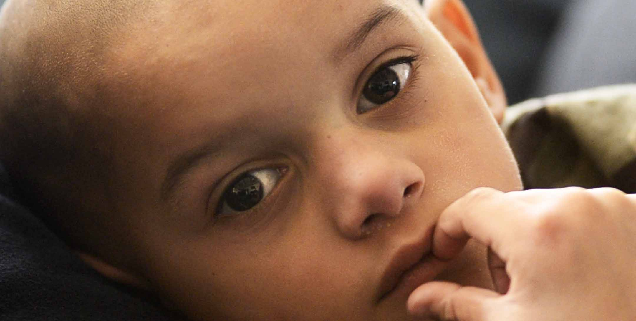 Four-year-old Diontae Smith of Port Clinton has stage four glioblastoma, a form of aggressive brain cancer with a low survival rate and generally considered incurable. Ten months ago, he had brain surgery to remove a cancerous tumor after it was detected on a MRI with contrast.